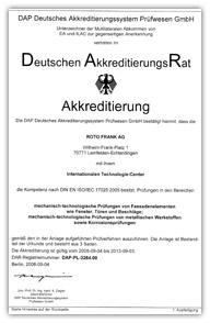 certificat d.a.r.